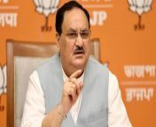 On the completion of 7 years of the Modi government, BJP President JP Nadda addressed the workers. During this, he said that the BJP has helped people beyond politics. Also, he accused the opposition of misleading the public by spreading confusion about the vaccine. Watch the video.