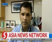 The Straits Times speaks to infectious diseases physician Dr Asok Kurup, who also chairs the Academy of Medicine's Chapter of Infectious Disease Physicians, about the TTSH cluster is kept under control.<br/><br/>WATCH MORE: https://thestartv.com/c/news<br/>SUBSCRIBE: https://cutt.ly/TheStar<br/>LIKE: https://fb.com/TheStarOnline