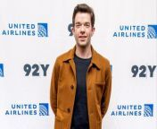 John Mulaney has revealed he and Olivia Munn are expecting their first baby together.
