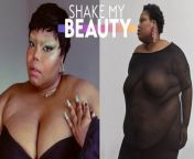 """ENAM Asiama, 20, from Birmingham, UK, is a 'black, fat, queer femme model' who is redefining beauty stereotypes within the fashion industry. She first became a model to celebrate and represent the different intersects of her identity - being black, fat, queer and femme. Enam receives a lot of hate and criticism online because of her size, but she doesn't let it stop her. She told Truly: """"When I read all of this hate I thought, 'I am going to love myself and keep doing what I do'. I don't care what others think of me."""" Enam's career in high-end fashion has seen her work with brands such as Marc Jacobs and Paco Rabanne. She uses her platform to fight for equality and to create a space in the industry that represents plus size, black models. She says: """"Through my modelling, I want to advocate for the representation of all shapes and sizes because everyone deserves to be represented and celebrated."""" Today we see Enam, along with her friends Vanessa and Yolanda, working on a project called 'Thank You For Playing With Me'. It seeks to document different perspectives and experiences of people from minority groups. Enam says: """"I love this project because I want what I do to have a sense of purpose."""" <br/>Photography: Yolanda Y. Liou @yolandaliou<br/>Styling/ Makeup/ Talent: @enamasiama @iamvanessarussell"""