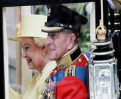 Prince William and his wife, Catherine, Duchess of Cambridge, led tributes from the British royal family to the late Prince Philip on what would have been his 100th birthday on June 10.